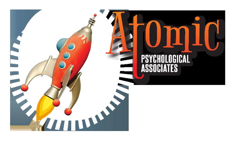 Logo for Atomic Psychological Associates